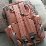 Lequeen Diaper Bag Backpack photo review