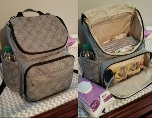 Large Capacity Baby Diaper Bag Backpack photo review