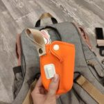 Machine Bird Diaper Bag Backpack with Bottle Warmer & Stroller Straps photo review