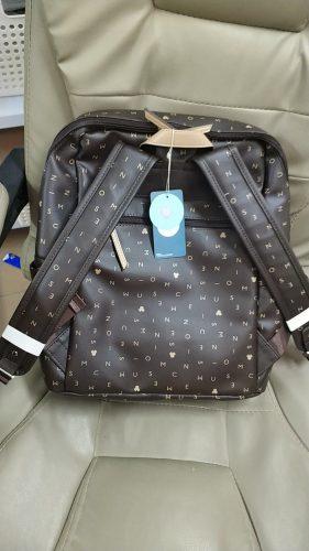Louis Vuitton & Disney Diaper Bag Backpack Stylish Design photo review