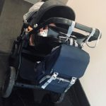 Diaper Bag Backpack with Changing Pad Attached & USB Phone Charger photo review
