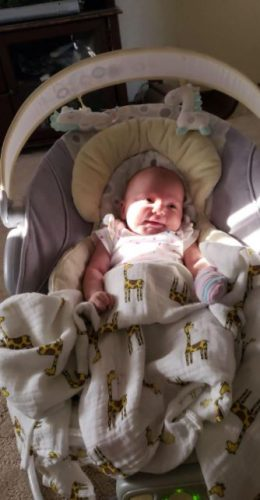 Baby Swaddle Blanket Wrap Soft Cotton Swaddle Blankets for Boys and Girls photo review