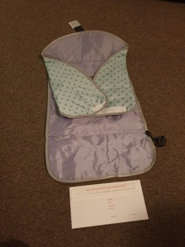 3 in 1 Diaper Changing Pad photo review