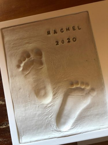 3D Baby Foot Print photo review