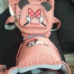 Disney Baby Carrier Mickey & Minnie Ergonomic Hipseat Carrier photo review