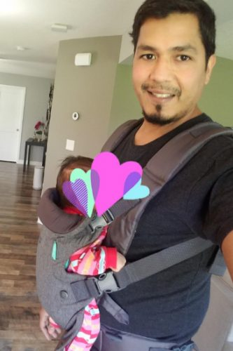 Baby Carrier 4 in 1 Ergonomic Convertible Infant Wrap Sling photo review