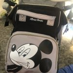 Minnie & Mickey Diaper Bag Backpack Disney Bottle Warmer Baby Bag photo review