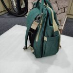 Orbisify Diaper Bag Backpack Expandable Baby Portable Bed with Changing Station photo review