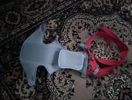 Baby Carrier 3 in 1 Ergonomic Comfortable Wrap photo review