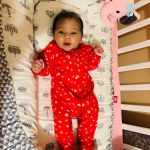 Portable Baby Bed Lounger Crib Bassinet photo review