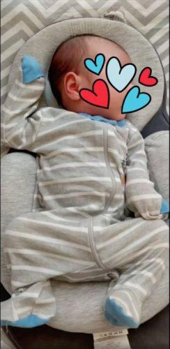Portable Baby Bed Infant Newborn Nest Lounger Pillow Ergonomic Comfortable Mattress photo review