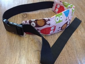 Baby Carseat Head Support Neck Relief photo review