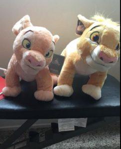 Simba The Lion King & Nala Plush Toy 2 Pack photo review