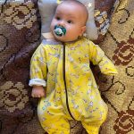 Baby Ergonomic Pillow Protection for Flat Head Syndrome photo review