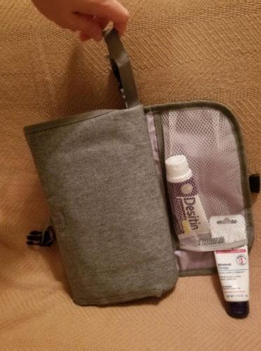 Diaper Changing Pad All-In-One photo review
