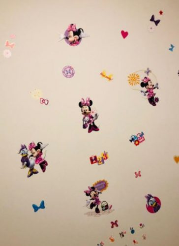 Disney Minnie Mouse Wall Stickers photo review