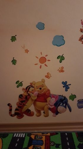 Winnie The Pooh With Friends Wall Stickers photo review