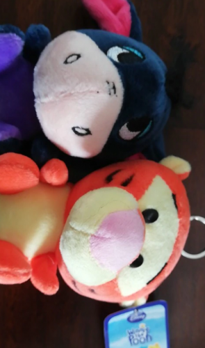 Winnie the Pooh Stuffed Plush Toys Disney Characters photo review