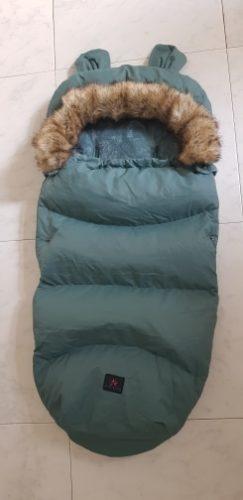 Baby Stroller Sleeping Bag Universal Bunting Bag Warm Footmuff photo review