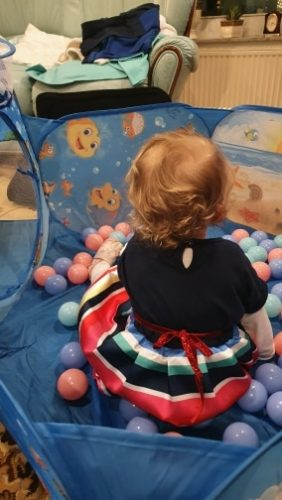 3 in 1 Foldable Baby Playpen Tunnel Play House photo review