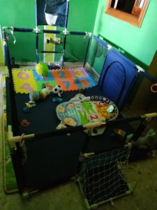 Baby Playpen Safety Play Indoor & Outdoor photo review