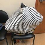 Baby Nursing Cover Breastfeeding Milk Snob Scarf photo review