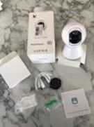 720P HD Baby Monitor Camera Wifi Two Way Audio Motion Decection with Cloud Storage photo review