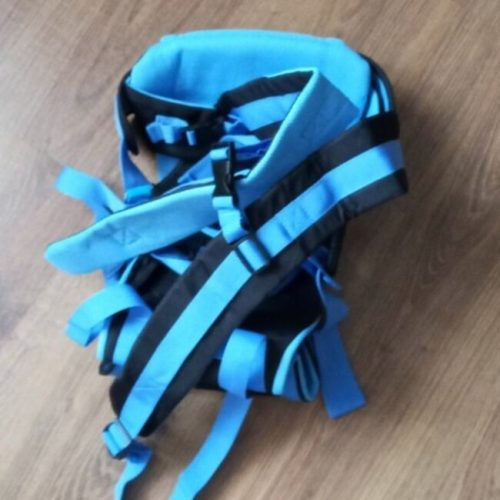 4 in 1 Baby Carrier Ergonomic Breathable Kangaroo Wrap Sling photo review