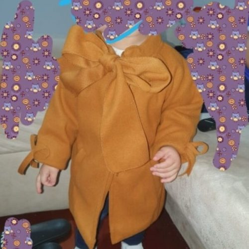 Winter Autumn Toddler Kids  Coat Long Sleeve Outwear Jacket photo review