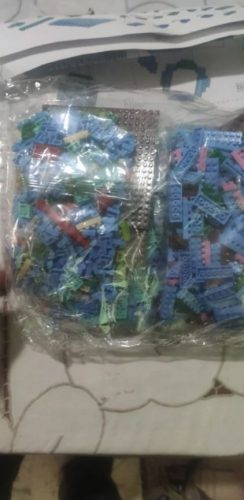 2000 Pack Big Model Size Blocks Anime With Micro Building Block Toy photo review
