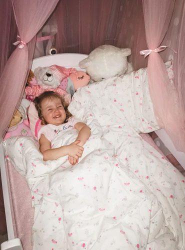 Baby Princess Style Bed Room Canopy Mosquito Tend photo review