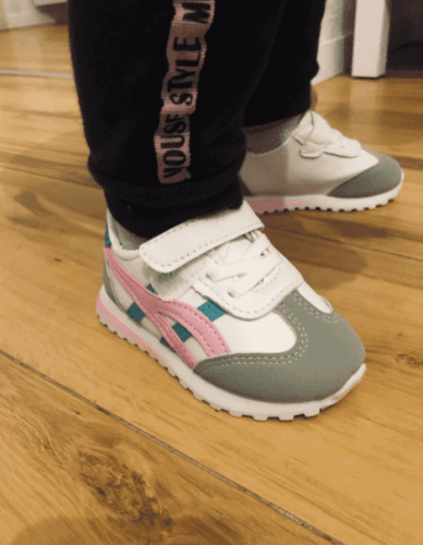 Baby & Toddler Breathable Fashion Sports Sneakers Shoes photo review