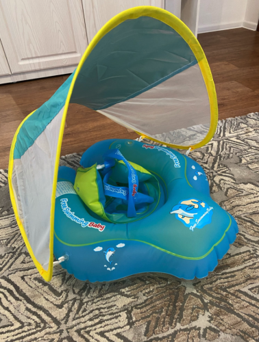 Baby Summer Swimming Float Pool Accessories Circle Bathing photo review