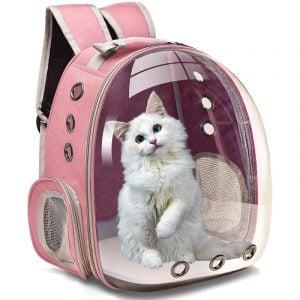Pet Backpack Carrier Breathable Bubble Bag