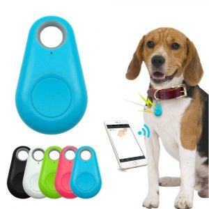 Pet Smart GPS Real-Time Tracker Collar Device Control Compatible iOS Android