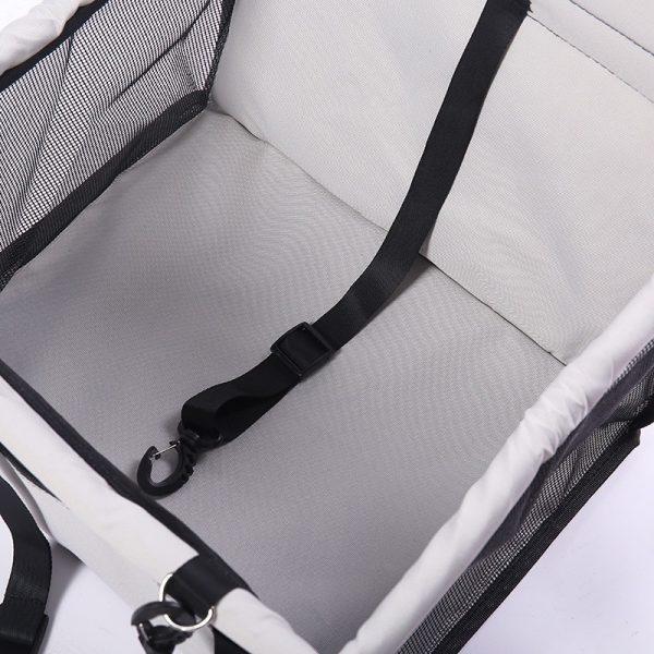 Pet Car Seat Cover Folding Hammock Bag