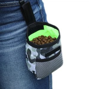 Dog Portable Training Snack Pouch Bag