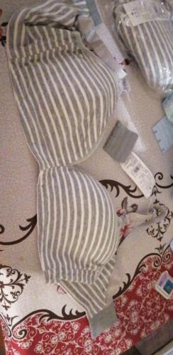 Maternity Nursing Bras Set Pregnant Breastfeeding Cotton photo review