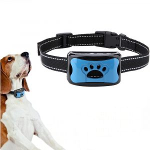 Dogs Anti Barking Device USB Electric Ultrasonic Training Collar