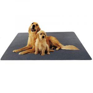 "Dog Pee Pad 36""x47"" Fast Absorbent Reusable Waterproof Mat"