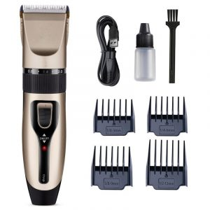 Pet Hair Cutter Electrical Low Noise Trimmer