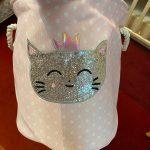 Baby Laundry Storage Basket Home Organizer photo review
