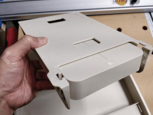 Under Desk Drawer Storage Organizer-2 Pack photo review