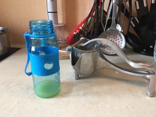 Juicer Manual Hand Press Aluminum photo review