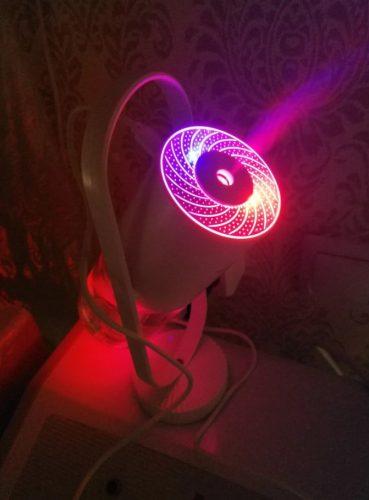 Air Purifier Portable  Mini Humidifier photo review