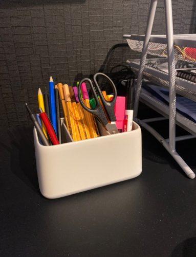 Desktop Organizer Pencil Holder for Office photo review