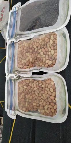 Jar Reusable Airtight Seal Food Storage Bags photo review