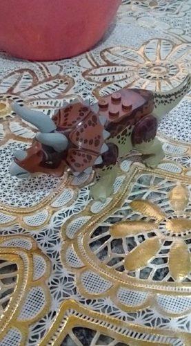 Dinosaur Jurassic Park DIY Blocks Toy For Kids photo review