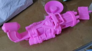 Gatling Bubble Machine Cool Toys & Gift for Kids photo review