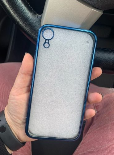 iPhone Case Soft Classic Ultra Thin Frame photo review